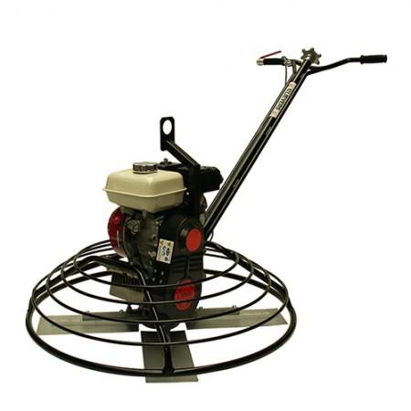Vlindermachine / troffelmachine Ø 90cm benzine huren