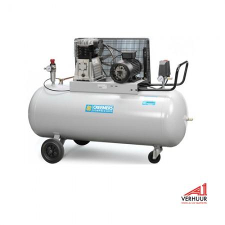 compressor-200 liter huren