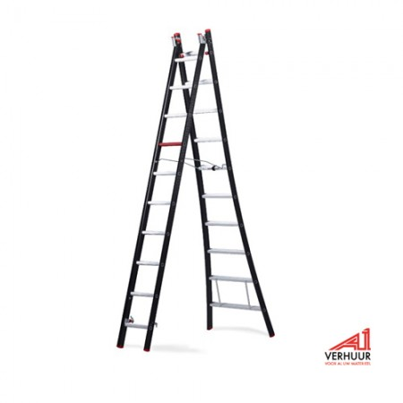 ladder-2-delig-reform huren