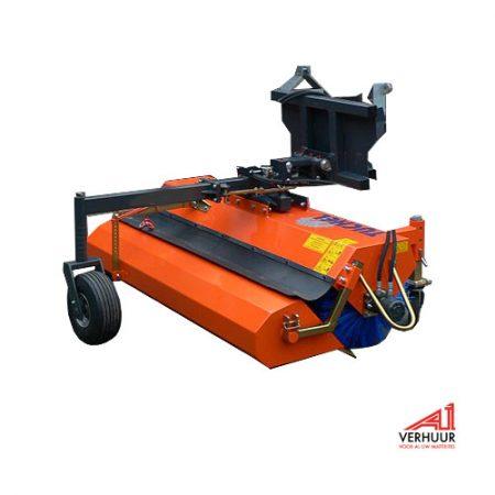 Veegmachine-tbv-wiellader A1 Verhuur