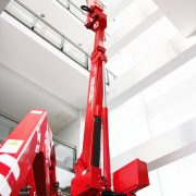 spinhoogwerker 21 meter huren